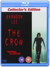 The CROW (1994) BLU RAY BRANDON LEE  REGION B COLLECTOR'S EDITION  NEW!