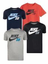 Camisetas de niño de 2 a 16 años de poliéster