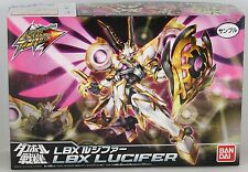 Little Battlers Experience Hyper Function LBX Lucifer Plastic Model Bandai