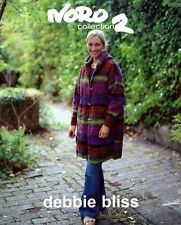 Noro Collection 2 - Debbie Bliss - 12 Designs for Men, Women, Children & Babies