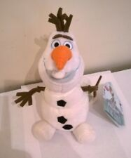 Disney Store Frozen Olaf The Snowman Soft Toy Plush New With Tags