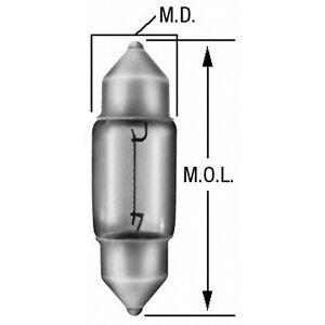 Trunk Light Bulb Rear Wagner Lighting BP13050LL