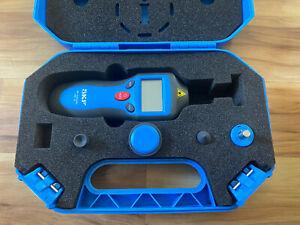 SKF TKRT 10 Digital Tachometer 5-Digit LCD Backlit Display