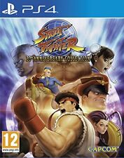 Capcom Ps4 Street Fighter 30th Anniversary Edition Versione Italiana 238063