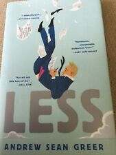 Less - Andrew Sean Greer - First Edition - Pulitzer HC/ DJ. NEW