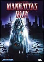 MANHATTAN BABY - DVD - Region 1 - Sealed
