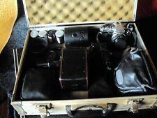 Olympus OM10 Caméra 35 mm Bundle - 3 lentilles, lots de filtres