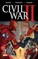 Civil War II #1 Captain Marvel Bendis Marquez Death of SHE-HULK