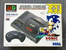 Megadrive 1 + Sonic Bundle Console System - JAP - MD - Sega