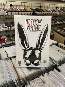 Bunny Mask 2 V1 Andrea Mutti Mask Variant Cover - Aftershock Comics 2021