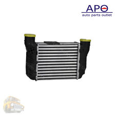 Intercooler Charge Air Cooler For Audi A4 Quattro S4 A4 1.8 2.0 2.7T  2000-2006