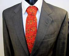 Salvatore Ferragamo Men's Wide Ties, Bow Ties & Cravats