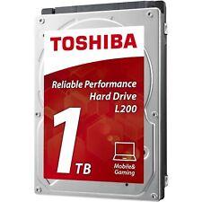 1TB Toshiba L200 2.5-inch SATA III Internal Laptop Hard Drive 5400rpm 8MB Cache
