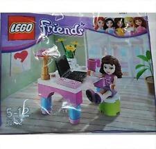 LEGO® Friends Figur Olivia mit Laptop 30102 Promotion Polybag Sondermodell NEU