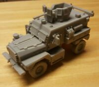 Modern COUGAR JERRY 4x4, scaled at 1:50th, suit for wargames,bolt action