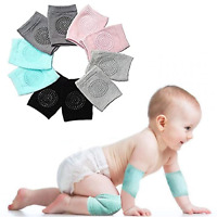 Baby Crawling Knee Pads Pair Toddler Baby Soft Protection Boys Girls