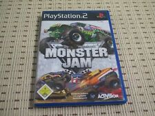 MONSTER Jam per PlayStation 2 ps2 PS 2 * OVP *
