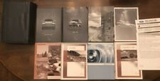 2010 Lincoln Navigator Owner Owners Manual Complete Set