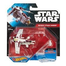 asst. Hot Wheels Star Wars The Force Awakens Schleifen Kampfflieger Starship