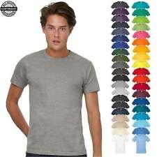 B&C Mens Short Sleeve T-Shirt E150 Tees