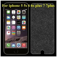 Diamond Tempered Glass Glitter Screen Protector for iPhone 7/ 6S/ 6 /plus/ 5/ 5s
