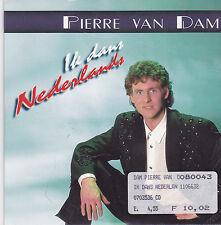 Pierre van Dam-Ik Dans Nederlands cd single