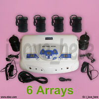 New Dual User Ionic Foot Bath Spa Feet Detox Aqua Cell Cleanse Machine MP3 CE