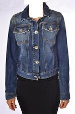 Giubbotto di jeans donna blu Pinko tg 40
