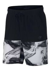 NIKE SHORT NSW FRANCHISE - NERO/FANTASIA - 910055-010 XLARGE