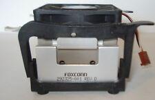 Dissipateur de chaleur et ventilateur Foxconn 292325-001. REV.D