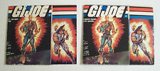 Gi joe 2 canadian booklet catalog 1984
