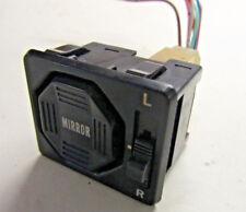 Toyota MR2 MK1 AW11 - Electric Mirror Switch With Plug & Loom Tail
