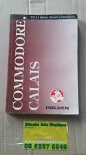 Holden commodore vt series 2 owners manual