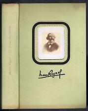 Le TEMPS des SECRETS Souvenirs d'Enfance de Marcel PAGNOL Illustré Numéroté 1962