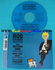 CD Singolo The Rod Stewart Rock & Soul Revue The Motown Song 9362-40102-2 (S23)
