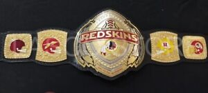 Lasco's Hail To The Redskins Washington Football Championship Title Belt
