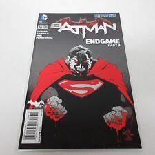 DC Comics The New 52! Batman Endgame Part 2 Vol 2 #36 NM