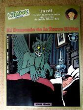 Cimoc Extra Color.1,Adele Blanc-Sec.El Demonio de la Torre Eiffel.Norma 1981