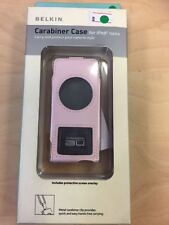 BELKIN Carabiner Case for iPod nano Includes protective screen overlay