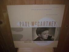 "PAUL McCARTNEY once upon a long ago 12"" MAXI 45T"