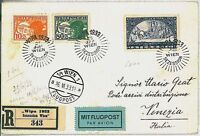 MUSIC - AUSTRIA   POSTAL HISTORY:  Postmark on cover -  WIPA 1933 SEZESSION WIEN