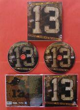 RARE CD + DVD DEPARTEMENT 13 RAP FRANCAIS COMPILATION SOPRANO FREEMAN...