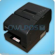 Epson TM-H6000IV Multifunction Receipt Printer M253A Dark Gray USB Serial
