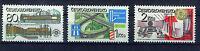 CHECOSLOVAQUIA CZECHOSLOVAKIA 1981  SC.2366/2368  MNH Socialist Achievements
