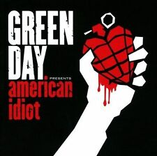 American Idiot [Clean] by Green Day (CD, Sep-2012, Reprise) NEW Rock Pop 78B