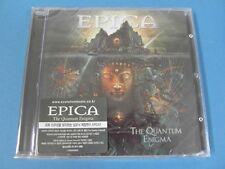 EPICA - THE QUANTUM ENIGMA CD W/ BONUS TRACK (SEALED) $2.99 S&H