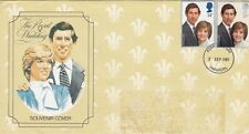 1981 Royal Wedding LEVA BROS SOUVENIR copertura porta la luce solare Liverpool CD