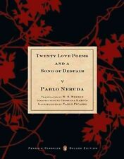 Twenty Love Poems and a Song of Despair 9780142437704 by Pablo Neruda Paperback