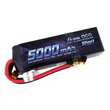 GENS ACE 5000 3S 11.1 50C SHORT XT 60  LIPO BATTERY TRAXXAS SLASH LOSI VENOM