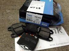 Rear brake pads, fits Lexus IS 200 & 300, GS, SC, Toyota Altezza, Aristo